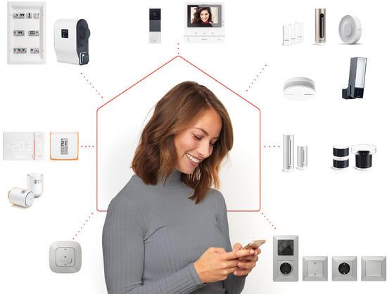 Legrand Smart Home Lösungen
